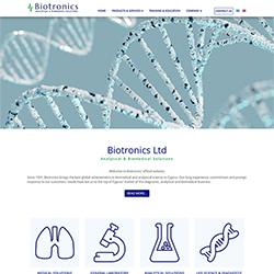 Biotronics