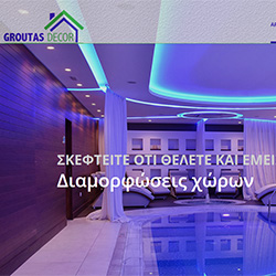 Groutas Decor
