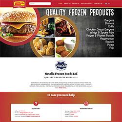 Netalia Frozen Food