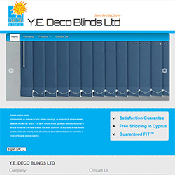 Deco Blinds