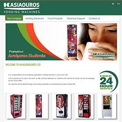 Kasiaouros Vending