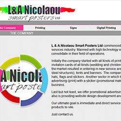 Nicolaou Smart Posters
