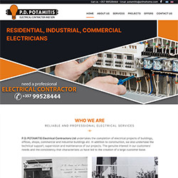 P.D Potamitis Electrical